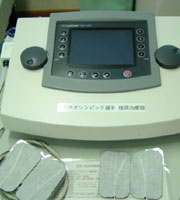 ES-520(⾼電圧療法機器)